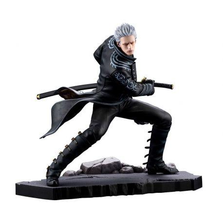 Devil May Cry 5 statuette ARTFXJ 1/8 Vergil Kotobukiya