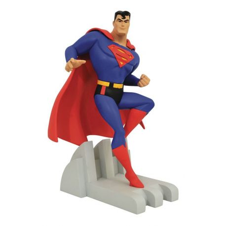 DC Premier Collection statuette Superman (Justice League Animated) Diamond Select