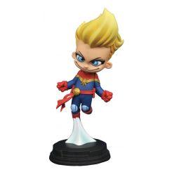 Marvel Animated statuette Captain Marvel Diamond Select