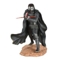 Star Wars Episode IX statuette Premier Collection Kylo Ren Diamond Select