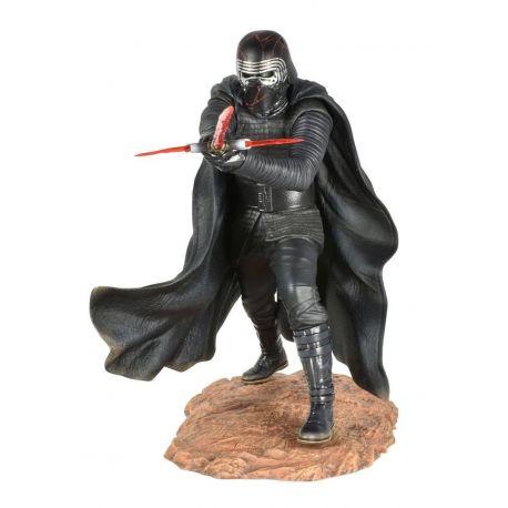 Star Wars Episode IX statuette Premier Collection Kylo Ren Diamond Select