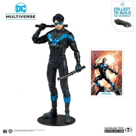 DC Rebirth figurine Build A Nightwing (Better Than Batman) McFarlane Toys