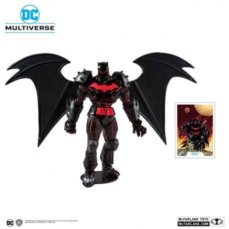 Batman & Robin figurine Batman (Hellbat Suit) McFarlane Toys