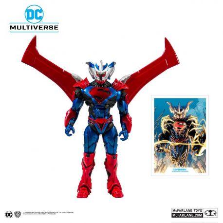 Superman Unchained figurine Superman (Unchained Armor) McFarlane Toys