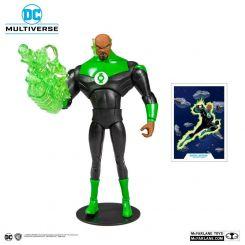 Justice League figurine Green Lantern McFarlane Toys