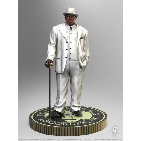 The Notorious B.I.G. statuette Rap Iconz Biggie Smalls Knucklebonz