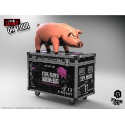 Pink Floyd statuettes Rock Ikonz On Tour The Pig Knucklebonz