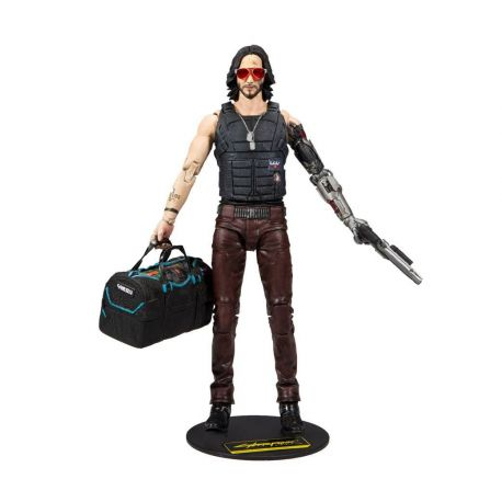 Cyberpunk 2077 figurine Johnny Silverhand Exclusive Variant McFarlane Toys