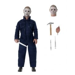 Halloween 2 Le Masque figurine Retro Michael Myers Neca
