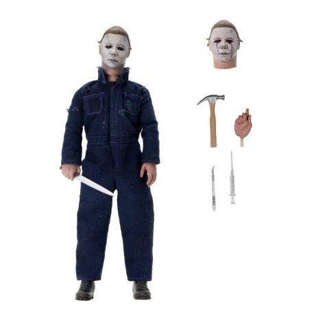 Halloween 2 Le Masque figurine Retro Michael Myers Neca
