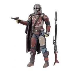 Star Wars The Mandalorian Black Series figurine The Mandalorian Hasbro