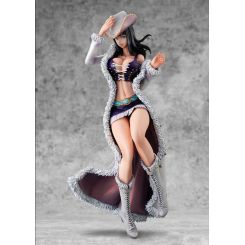 One Piece statuette Portrait Of Pirates Nico Robin Miss All Sunday Megahouse