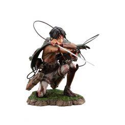 Attack on Titan statuette ARTFXJ 1/7 Levi Fortitude Ver. Kotobukiya
