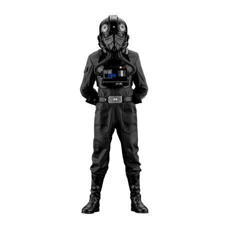 Star Wars Episode IV statuette ARTFX+ 1/10 Tie Fighter Pilot Kotobukiya