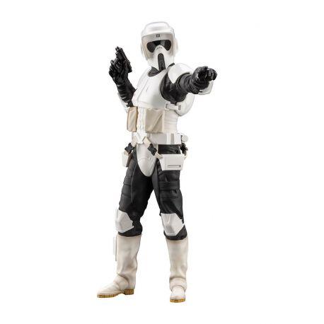 Star Wars Episode VI statuette ARTFX+ 1/10 Scout Trooper Kotobukiya