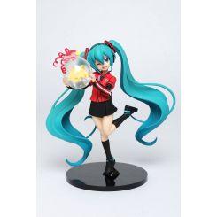 Vocaloid figurine Hatsune Miku Uniform Ver. Taito Prize