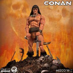 Conan le Barbare figurine 1/12 Conan Mezco Toys
