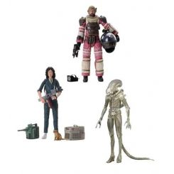Alien assortiment figurines 40th Anniversary Neca