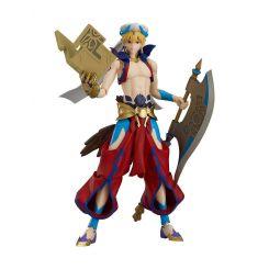 Fate/Grand Order Absolute Demonic Front Babylonia figurine Figma Gilgamesh Max Factory