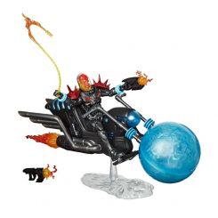 Marvel Legends Series figurine avec véhicule Cosmic Rider Hasbro