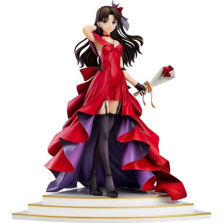 Fate/Stay Night statuette 1/7 Rin Tohsaka 15th Celebration Dress Ver. Good Smile Company