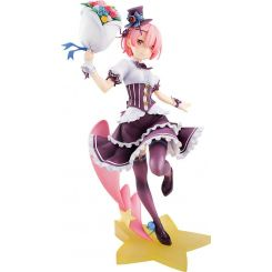 Re:ZERO -Starting Life in Another World- figurine 1/7 Ram Birthday Ver. Kadokawa