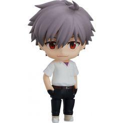 Rebuild of Evangelion figurine Nendoroid Kaworu Nagisa Good Smile Company