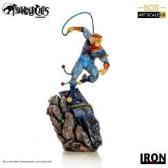 Cosmocats statuette BDS Art Scale 1/10 Tygra Iron Studios