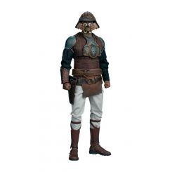 Star Wars Episode VI figurine 1/6 Lando Calrissian (Skiff Guard Version) Sideshow