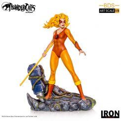 Cosmocats statuette BDS Art Scale 1/10 Cheetara Iron Studios
