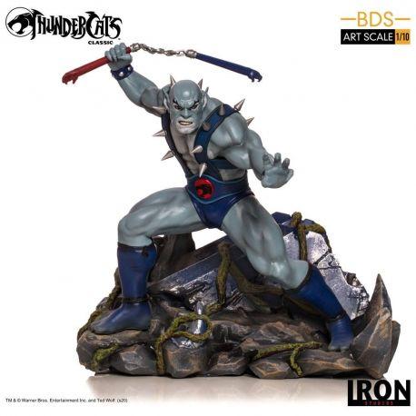 Cosmocats statuette BDS Art Scale 1/10 Panthro Iron Studios