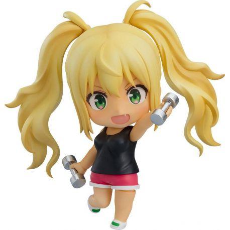 How Heavy Are the Dumbbells You Lift? figurine Nendoroid Hibiki Sakura Good Smile Company