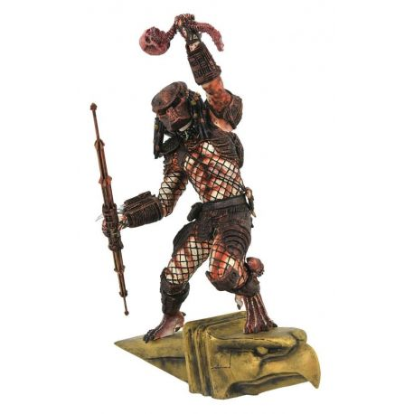 Predator 2 Movie Gallery statuette City Hunter Diamond Select