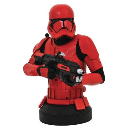 Star Wars Episode IX buste 1/6 Sith Trooper Diamond Select