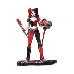 DC Comics Red, White & Black statuette Harley Quinn by Amanda Conner DC Collectibles