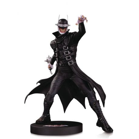 DC Designer Series statuette Batman Who Laughs by Greg Capullo DC Collectibles