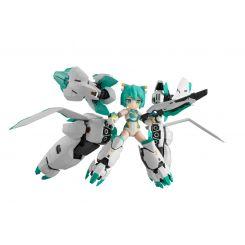 Alice Gear Aegis figurine Desktop Army Sylphy II Ganesha Armor Megahouse