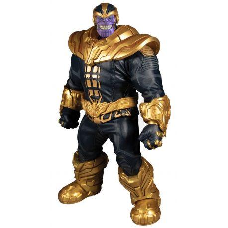 Marvel Universe figurine lumineuse 1/12 Thanos Mezco Toys