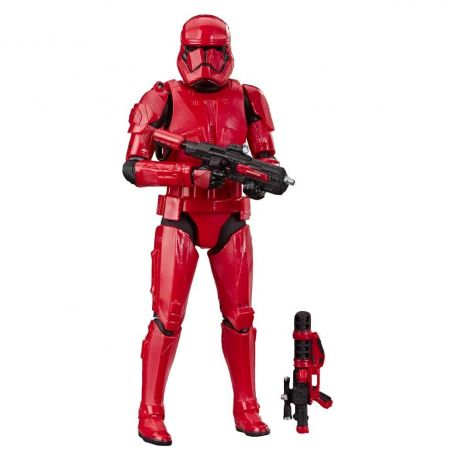 Star Wars Episode IX Black Series figurine 2019 Sith Trooper Hasbro