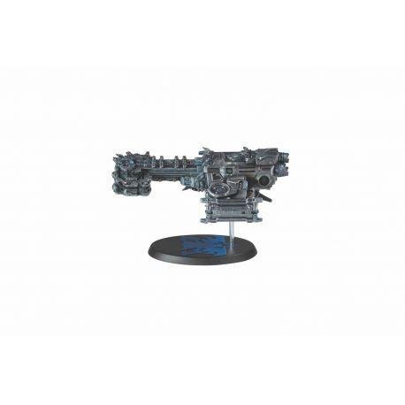 StarCraft réplique Terran Battlecruiser Ship Dark Horse