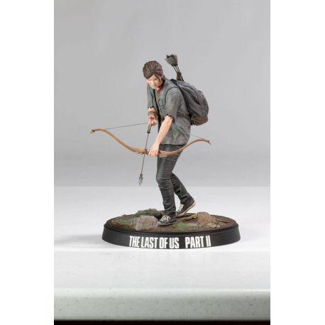The Last of Us Part II statuette Ellie with Bow Dark Horse
