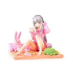 Eromanga Sensei statuette 1/6 Sagiri Izumi Smile with my Eyes Imouto To Akazu No Ma Frontispiece Orca Toys