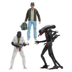 Alien assortiment figurines 40th Anniversary série 2 Neca