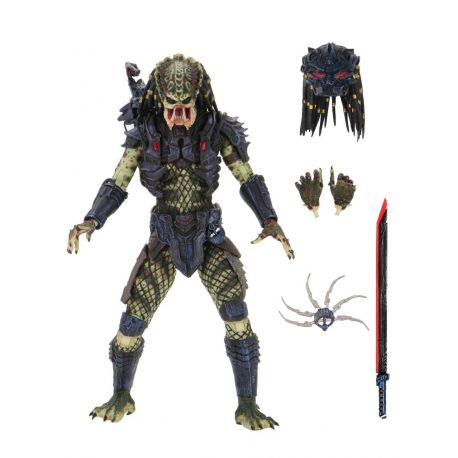 Predator 2 figurine Ultimate Armored Lost Predator Neca