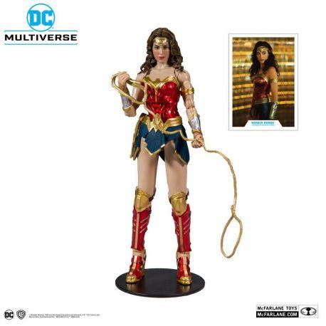 DC Multiverse figurine Wonder Woman 1984 McFarlane Toys