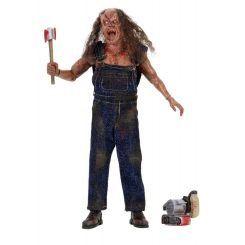 Butcher La Légende de Victor Crowley figurine Retro Victor Crowley Neca