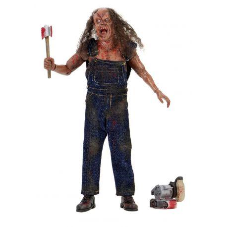 Butcher La Légende de Victor Crowley figurine Retro Victor Crowley Neca