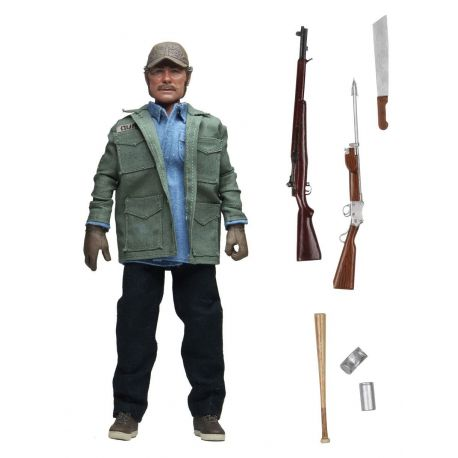 Les Dents de la mer figurine Retro Sam Quint Neca