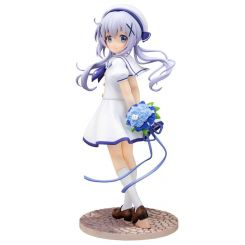 Is the Order a Rabbit figurine 1/7 Chino (Summer Uniform) Plum