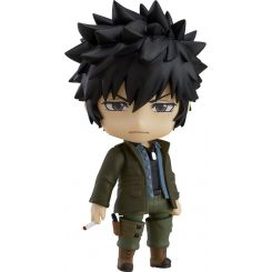 Psycho-Pass Sinners of the System figurine Nendoroid Shinya Kogami SS Ver. Orange Rouge